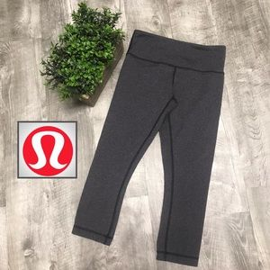 Lululemon Wunder Under Crop 4